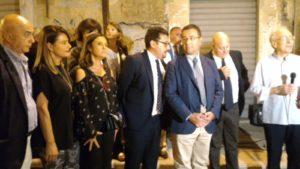 Igor Gelarda, Stefano Candiani, Valeria e Tiziana Spinelli
