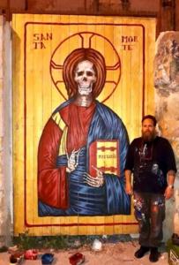 Igor Scalisi Palminteri, Sacra Morte