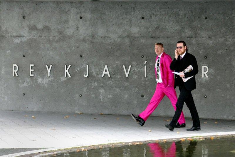 Jón Gnarr, sindaco di Reykjavík