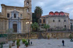 Palermo, Chiesa Santa Maria dell'Ammiraglio - la Martorana