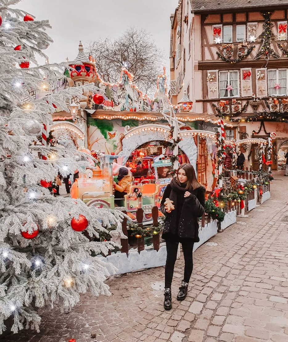 Kaysersberg - Il mercato di Natale