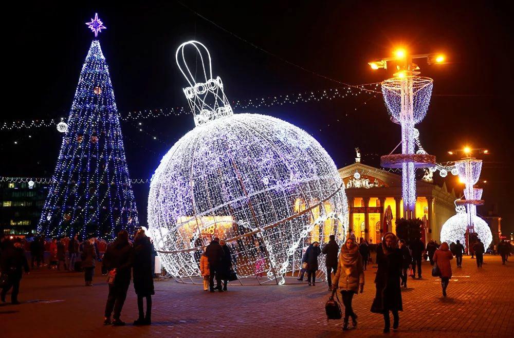 Minsk - Natale 2019